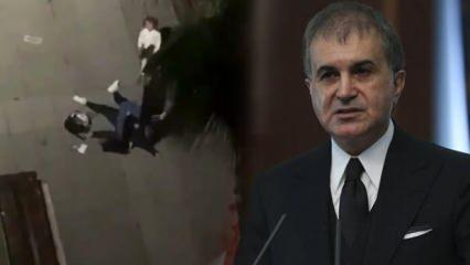 Samsun'daki vahşete AK Parti'den sert tepki