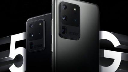 Samsung 5G indirme hızında rekor kırdı