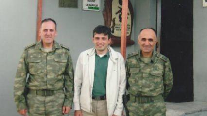 Selçuk Bayraktar'dan duygulandıran 'Şehit Osman Paşa' paylaşımı