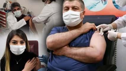 Çin aşısının Türkiye sonuçları açıklandı! İşte etkinlik oranı ve yan etkileri