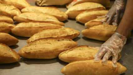 Son dakika haberi: Ankara'da ekmek zammı iptal edildi