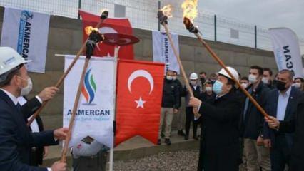 Son dakika haberi: Silopi'de doğalgaz ateşi yandı