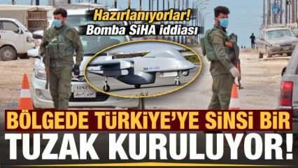 Son dakika: Türkiye'ye Irak'ta sinsi bir tuzak kuruluyor! Hazırlanıyorlar, bomba SİHA iddiası..