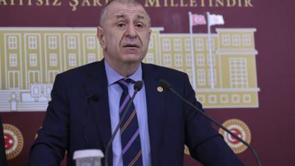Ümit Özdağ istifa edip bomba açıklamalarda bulundu! İYİ Parti-CHP-HDP...