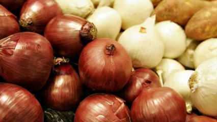 Bakanlık açıkladı! Patates ve soğan üretimi...
