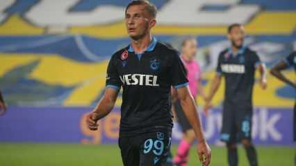 Trabzonspor'da Serkan Asan'a destek!