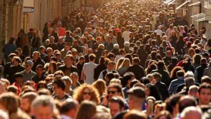 Türkiye'de kadın nüfusu açıklandı