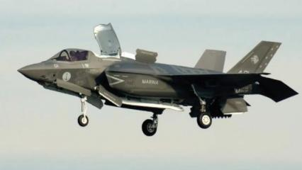 ABD, Türkiye'ye vermediği F-35'leri Yunanistan'a satacağını açıkladı