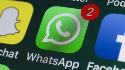 WhatsApp kendi kendine kaybolan mesajlar özelliğini getiriyor