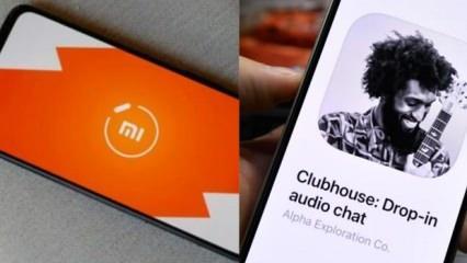Xiaomi Mi Talk ile Clubhouse'a rakip olacak