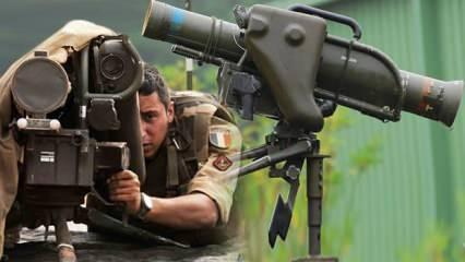 Yunanistan Türkiye'ye karşı MILAN füzelerini alacağını açıkladı