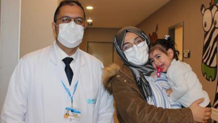 'Zeka küpü' denilen mıknatıslı oyuncak İzmir'de 1,5 yaşındaki çocuğu az kalsın öldürüyordu!
