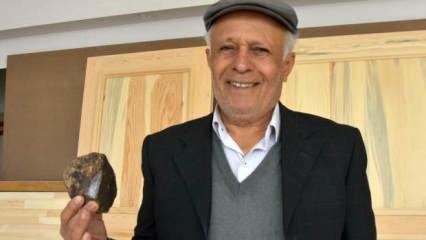 Olaydan 11 yıl sonra buldu, 2 yıldır çelik kasada saklıyor! Türkiye'de 16'ncı