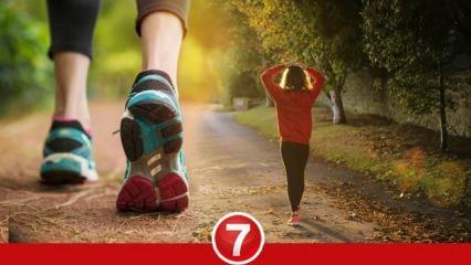 60 dakika yürüyüş yapmak kaç kalori yakar? 1 saat yürümek kilo verdirir mi?