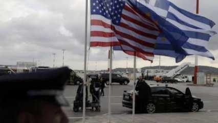 ABD ile iş tutan Yunan'dan Türkiye'yi kızdıracak hamle! Ankara'nın haberi yok zannediyorlar...