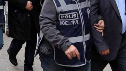 Adana merkezli 8 ilde suç örgütü operasyonu: 2 zanlı tutuklandı