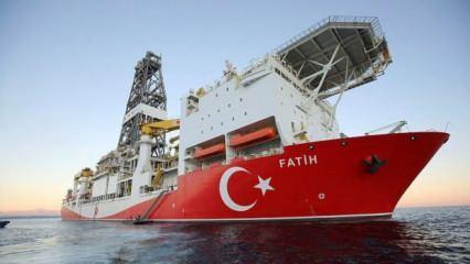 Agosta: Türkiye'nin keşfi büyük bir başarı! Yeni ülkeler sahneye çıkabilir