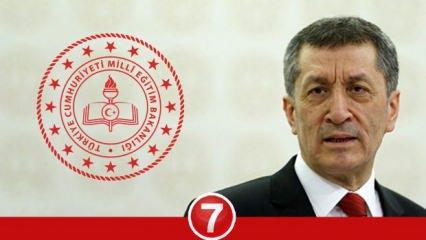 Ara tatil yapılacak mı? MEB Bakanı Ziya Selçuk'tan ara tatil ile ilgili kritik açıklama!