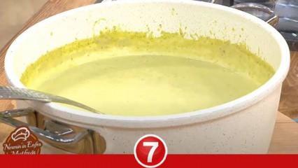 Brokoli çorbası nasıl hazırlanır? Kremalı, havuçlu, patatesli kremalı brokoli çorbası tarifi...