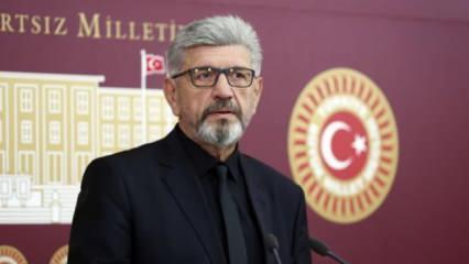 Cihangir İslam CHP'ye katıldı