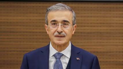 Savunma Sanayii Başkanı Demir: Savunma Sanayii, Uzay Programı çalışmalarına katkı sunacaktır