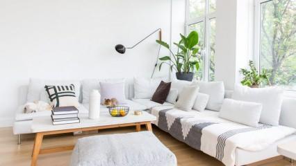 Minimalist ev nasıl olur? En trend minimalist ev dekorasyonu önerileri