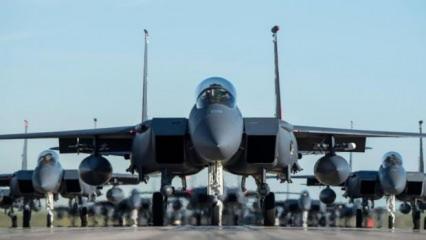 Erdoğan tepki gösterdi! Suudi Arabistan'a ait savaş uçakları Girit Adası'na indi