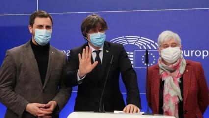 AP, Katalan vekillerin dokunulmazlığını kaldırdı
