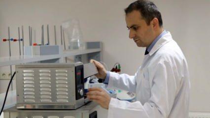 Gaziantep'te geliştirilen bu sistem koronavirüsü erken teşhis ediyor!