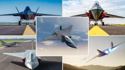 F-35 siparişi iptal edildi! Para Türkiye'nin de radarına giren 6. nesil Tempest'e yatırıldı