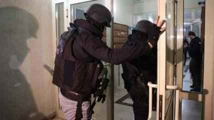İstanbul'da DEAŞ operasyonu: 15 gözaltı