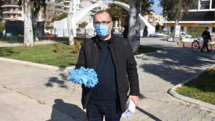 İzmir'de eldiven satın alan işyeri sahibi hayatının şokunu yaşadı! 2 milyon 250 bin lira...