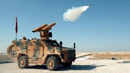 Yerli silah ilk kez görüntülendi! Satışı için devletin izini gerekiyor dünyadan sipariş yağıyor