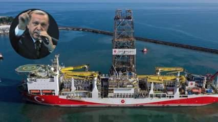 Karadeniz gazıyla ilgili önemli hamle! 1 Ekim'de başlıyor