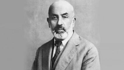 Mehmet Akif Ersoy kimdir? İstiklal Marşımızın yazarı Mehmet Akif Ersoy hayatı ve biyografisi