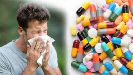 Merdiven altı üretim tesislerinde üretilen bağışıklık güçlendiriciler tehlike saçıyor!