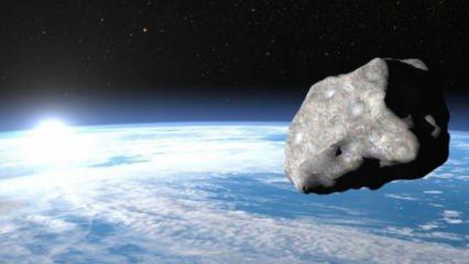 NASA duyurdu: Dünyanın çok yakınından geçecek