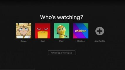 Netflix'ten şifre paylaşımını sonlandıracak hareket