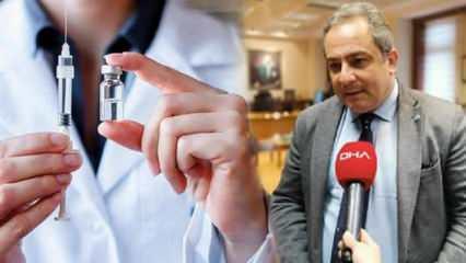Prof. Dr. İlhan açıkladı: 2 doz aşı olan 1 milyon 300 bin kişiden 852'si koronavirüse yakalandı
