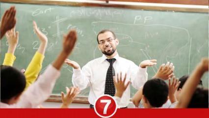 Rüyada öğretmen görmek ne anlama gelir? Rüyada öğretmenin ders anlattığını görmek neye işaret?