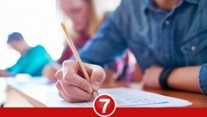 Rüyada sınava girmek neye işarettir? Rüyada sınava geç girmek hayırlı mıdır?