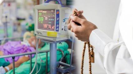 Şifa salavatı nedir? Hastalara şifa için okunan şifa salavatı