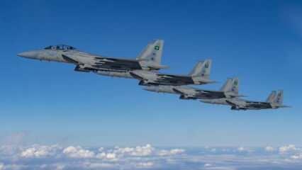 Suudi Arabistan ile Yunanistan'dan Doğu Akdeniz'de ortak askeri tatbikat kararı