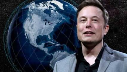SpaceX'ten uçak, gemi ve karavanlara uzay interneti