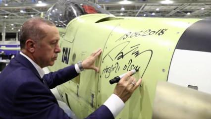 Türkiye, savunma sanayiinde 4 önemli projeyi hayata geçiriyor