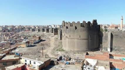 Gerçek ortaya çıktı! Uluslararası medyadan Diyarbakır surları manipülasyonu