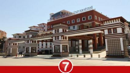 Recep Tayyip Üniversitesi lise ve ön lisans mezunu personel alımı! Başvuru şartları neler?