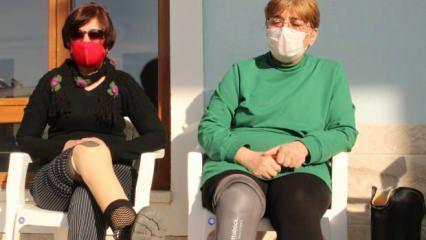 Tatile gittikleri otelin iskelesi çökünce bacaklarını kaybeden 2 arkadaşın dava isyanı!