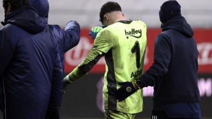 Altay Bayındır maç sonunda gözyaşlarını tutamadı
