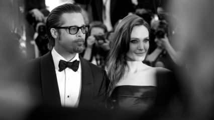 Angelina Jolie durmak bilmiyor!